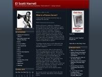Old El Scott Harrell Blog