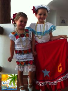 Day of the Children in Cozumel