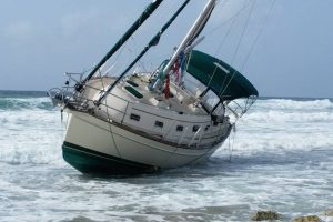 Mystery and Suspicions Surrounding the Abandoned Sailboat Aria